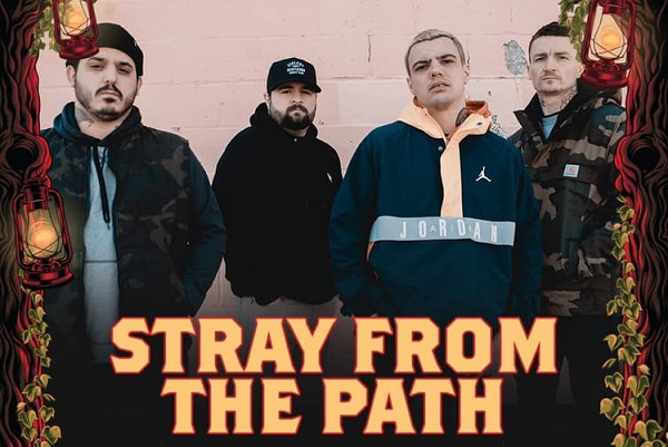 Stray From The Path : Nouvelle vidéo