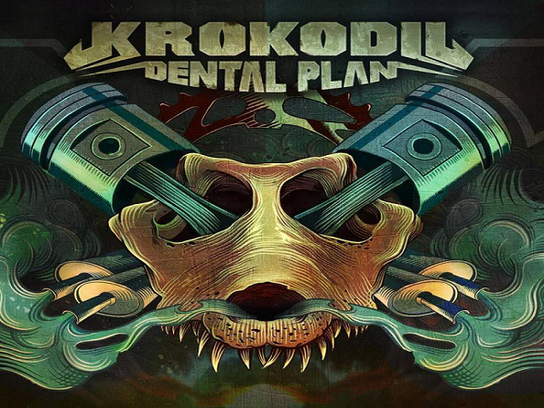 Chronique : Krokodil Dental Plan (premier EP)