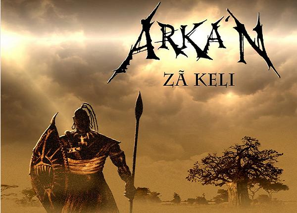Chronique de Zã Keli du groupe Arka'n