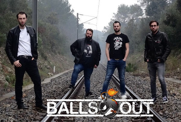BALLS OUT: Nouvelle vidéo «Hurricane»