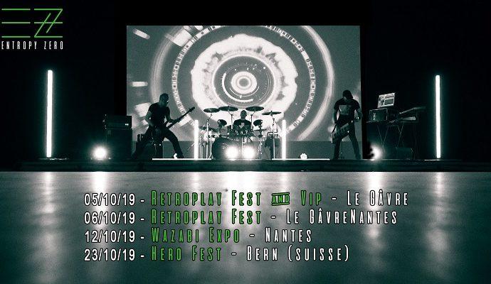 ENTROPY ZERO : Prochains concerts