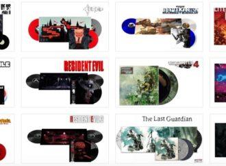 Bandes sons de jeux vidéo disponibles en vinyles
