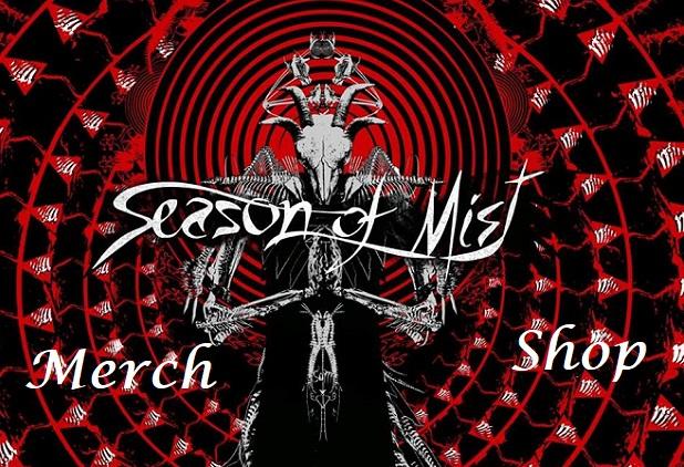 Season of Mist: nouveaux T-shirts à découvrir