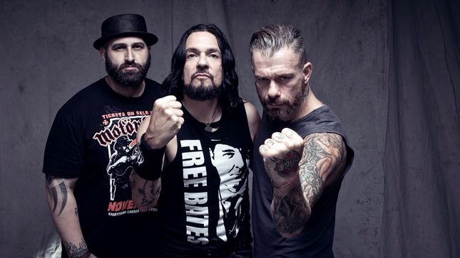 PRONG : L'EP 'Age Of Defiance' sort aujourd'hui