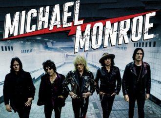 MICHAEL MONROE : Lyric vidéo «Junk Planet»