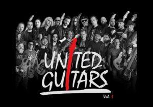 UNITED GUITARS : premier album, Vol.1