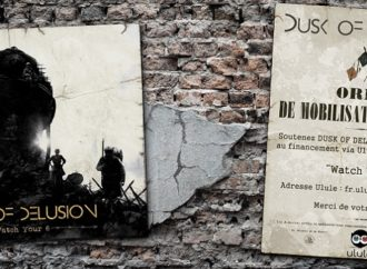 Dusk of Delusion : « Watch Your 6 » sur Ulule
