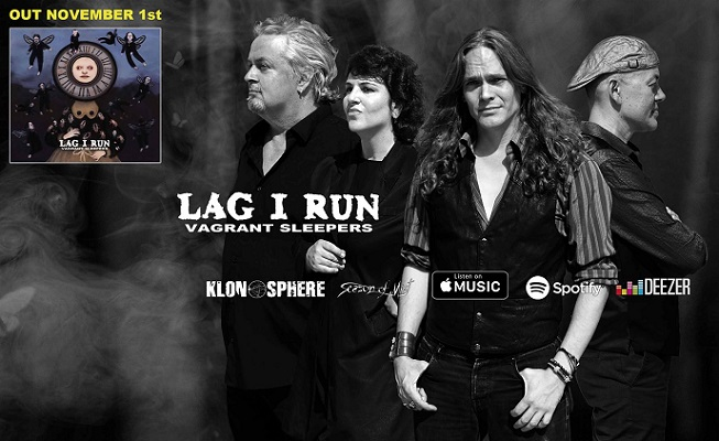 LAG I RUN: release party «Vagrant Sleepers»