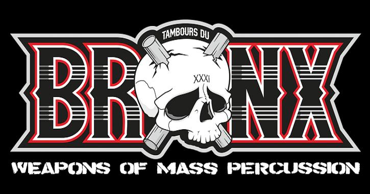 Les Tambours du Bronx : clip animé : NEVER DEAD