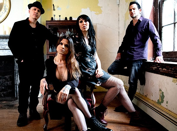 LIFE OF AGONY : Nouveau single « Black Heart »