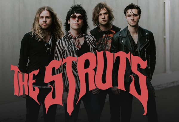The Struts : nouveau clip « I Do It So Well »
