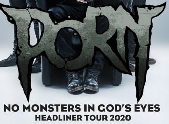 PORN – No monsters in God's eyes Tour 2020