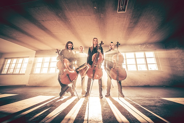 "APOCALYPTICA Nouvel album ""Cell-0"""
