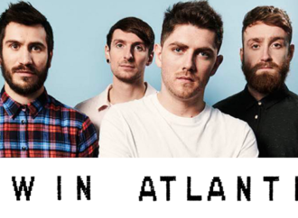 TWIN ATLANTIC : nouveau single 'Novocaine'