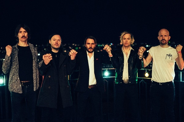 "REFUSED : ""War Music"" sort aujourd'hui"