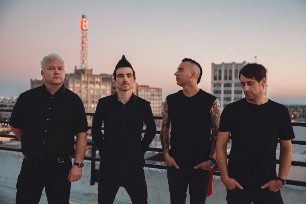 ANTI FLAG: Nouvelle Lyric Vidéo « Christian Nationalist »