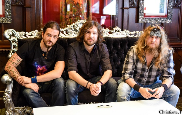 Interview : Dog'N'Style au Hard Rock Café