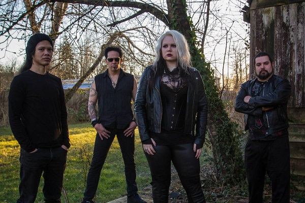 Celestial Ruin: nouveau single « Heart Shaped Ashes »