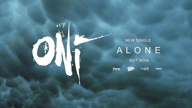 ONI : nouveau single 'Breathe Again'