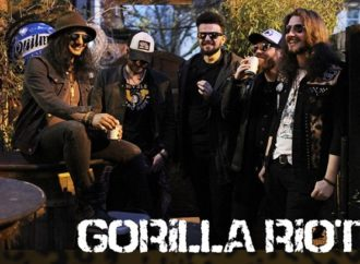 Gorilla Riot : single 'Black Heart Woman'