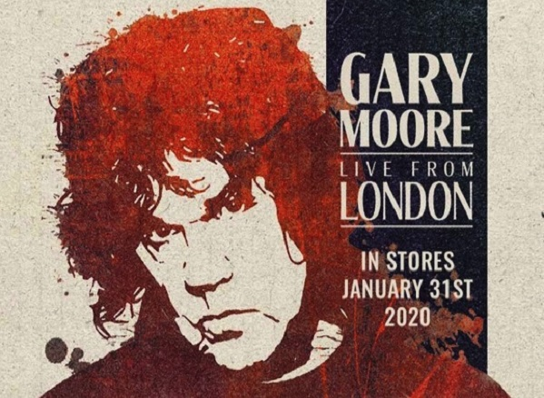 Gary Moore : lyric-vidéo « Since I Met You Baby »