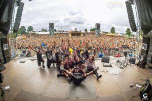 DIRTY SHIRT : vidéo du concert au Wacken 2019