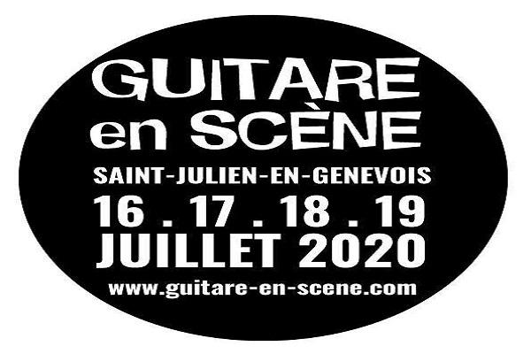 Guitare en Scène : Nouveaux noms annoncés