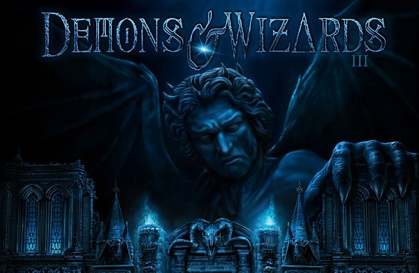 DEMONS & WIZARDS : « Midas Disease » en écoute