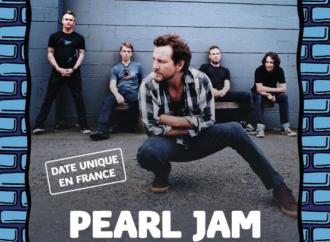 PEARL JAM de retour en France au Lollapalooza !