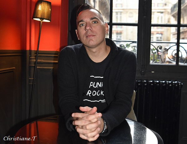 interview : Anti Flag le 3 décembre 2019