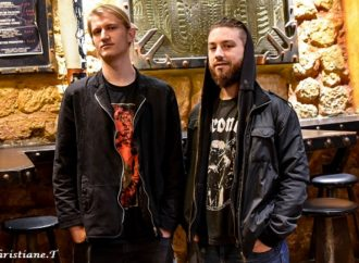 Interview DeathAwaits au Black Dog