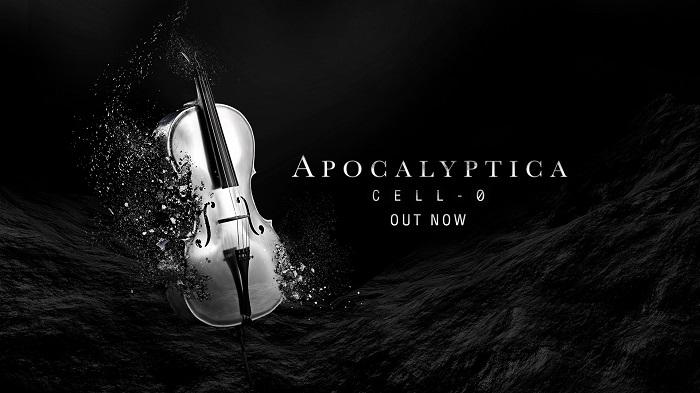 """APOCALYPTICA : nouveau  titre """"Cell-0""""en écoute"""