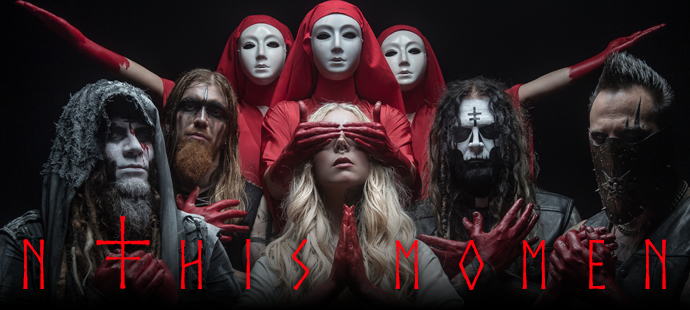 In This Moment : Nouveau Single «The In-Between»
