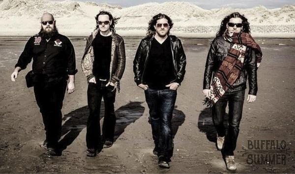BUFFALO SUMMER :Nouvel album «Desolation Blue»