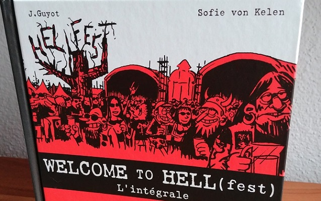 WELCOME TO HELL(fest) disponible en ligne