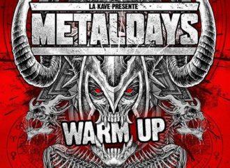 MetalDays le Samedi 29 Février au Gibus