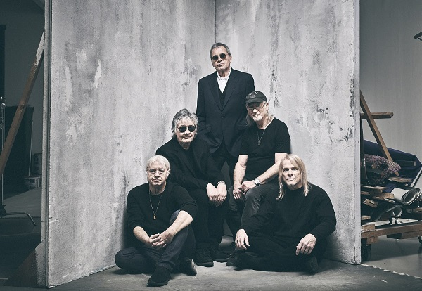 DEEP PURPLE : Nouvel album WOOSH