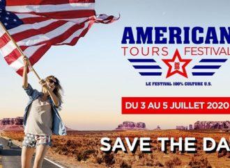 AMERICAN TOURS FESTIVAL : Nouveaux groupes
