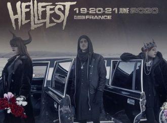 CHEVALIEN : au Hellfest le 21 juin