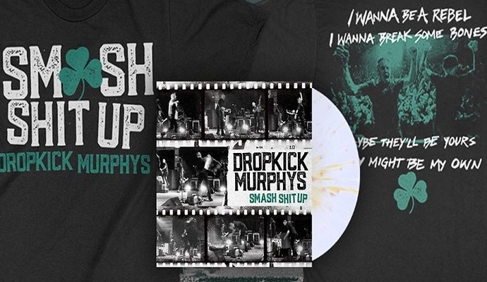 DROPKICK MURPHYS :Vidéo « Smash Shit Up »