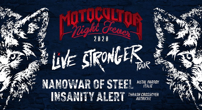 MOTOCULTOR NIGHT FEVER  2020