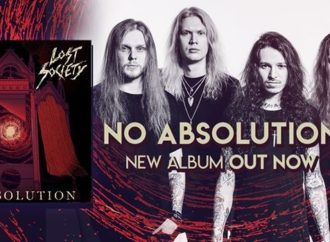 LOST SOCIETY : 4ème album « NO ABSOLUTION »