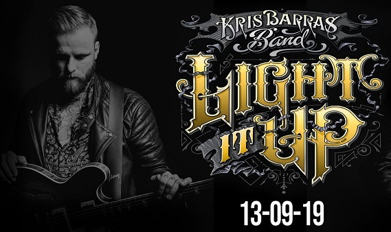 Kris Barras Band publie une nouvelle Vidéo