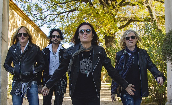 THE DEAD DAISIES Signe avec Spinefarm Records