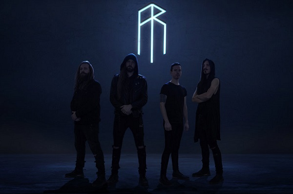 ÆTHER REALM : Lyric vidéo « Slave To The Riff »