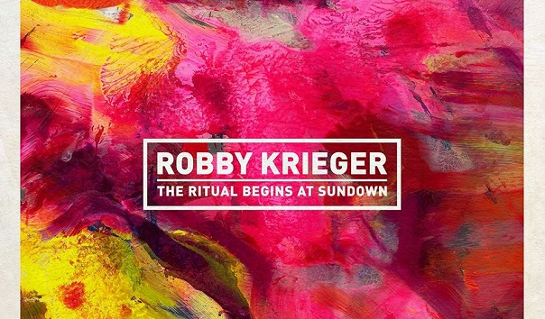 ROBBY KRIEGER : «Slide Home» en écoute