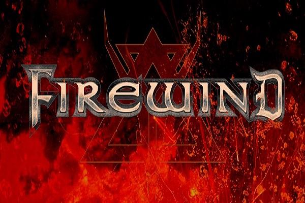 FIREWIND : nouvelle vidéo Rising Fire