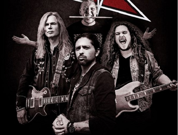 VANDENBERG : Lyric vidéo de « Shadows of the Night »