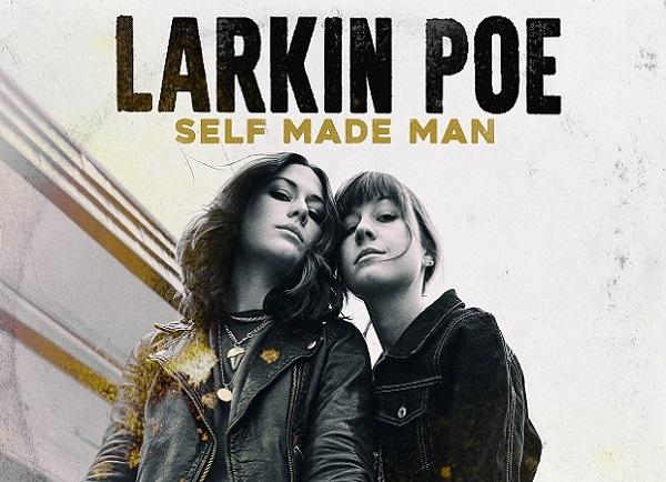 LARKIN POE : nouveau single   «Holy Ghost Fire»