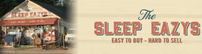 THE SLEEP EAZYS : Un projet de JOE BONAMASSA